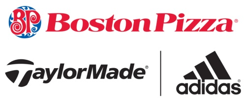 Boston Pizza, TaylorMade, Adidas